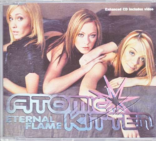 Atomic Kitten - Eternal Flame - Musiksammler