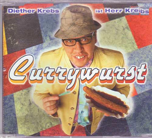 Diether Krebs – Currywurst Musiksammler