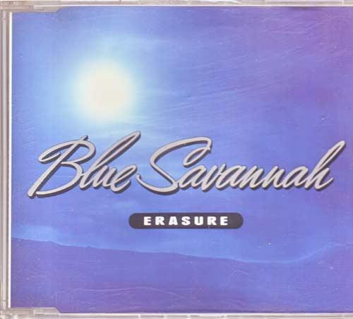 Erasure - Blue Savannah - Musiksammler