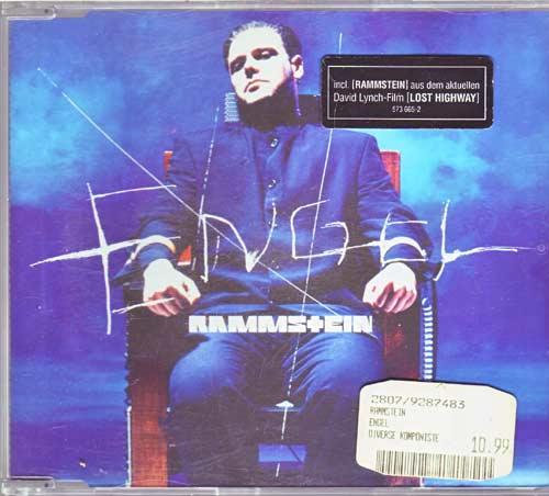 Rammstein - Engel - EAN: 731457366523