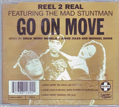 Reel 2 Real - Go on move - EAN: 724388148924