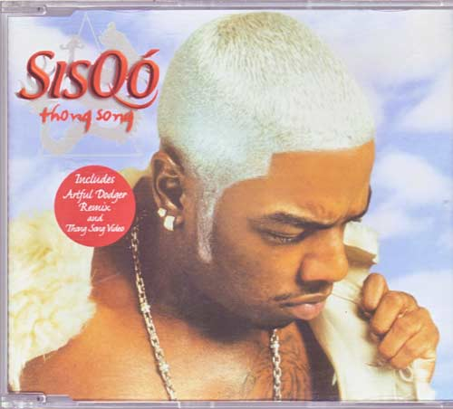 Sisqo - Thong Song - EAN: 731456889023