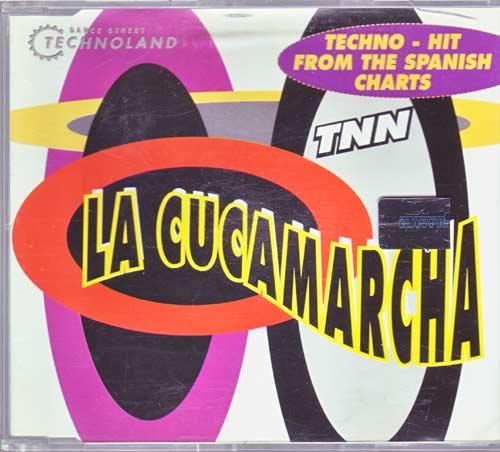 Tnn - La Cucamarcha - EAN: 090204106165