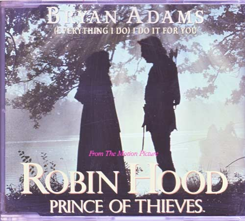 Bryan Adams - Robin Hood - EVERYTHING I DO, I DO IT FOR YOU