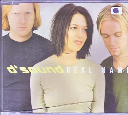 D'Sound - Real Name. - EAN: 731456934723