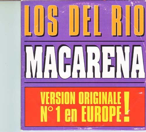 Los Del Rio - Macarena - EAN: 743213077222