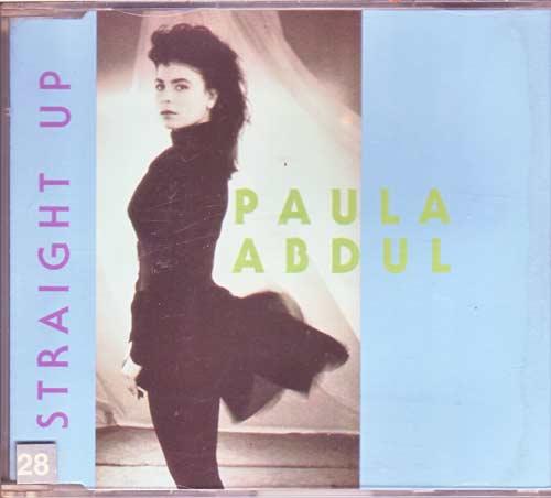 Paula Abdul - Straight Up. - EAN: 5012983599728