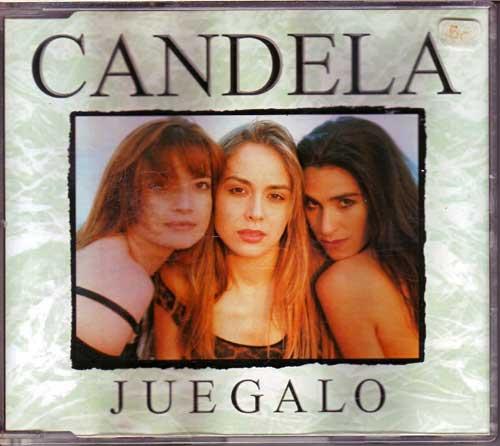Candela Azul - Juegalo
