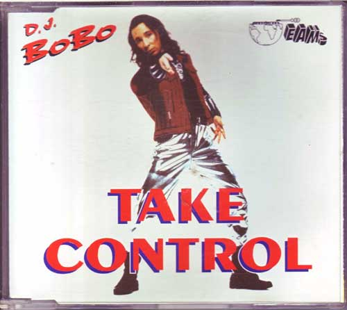 DJ Bobo - Take Control