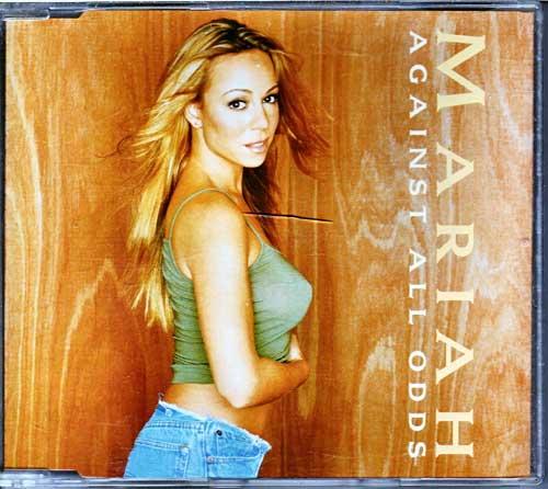 Mariah Carey - Against - Restposten Single CDs