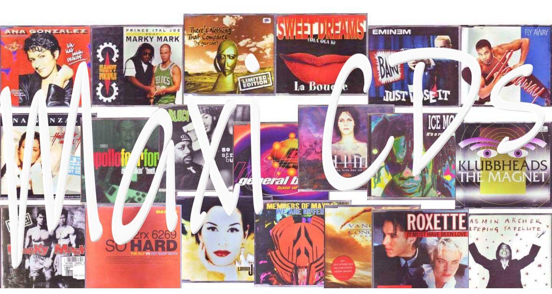 Stimmungslieder für deine Party auf 5 Zoll Maxi-CD