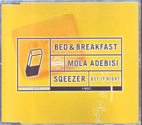 Bed + Breakfast - Get It Right