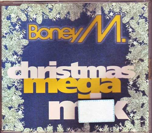 Boney M - Christmas Megamix