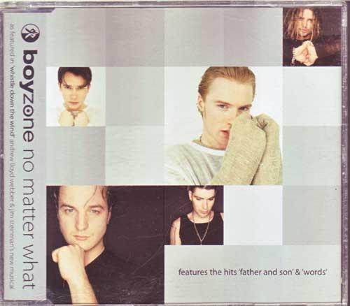 Songwriter- Boyzone - No Matter What