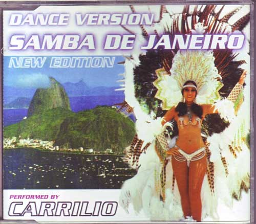 Carrilio - Samba de Janeiro - Songwriter