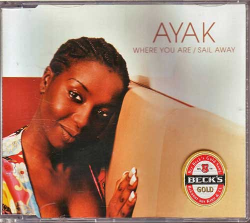 Maxi-CD - Ayak - Where You Are / Sail Away