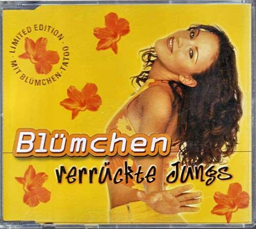 Maxi-CD - Blümchen - Verrückte Jungs