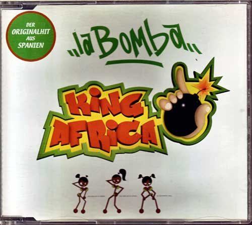 Maxi-CD - King Africa - La Bomba