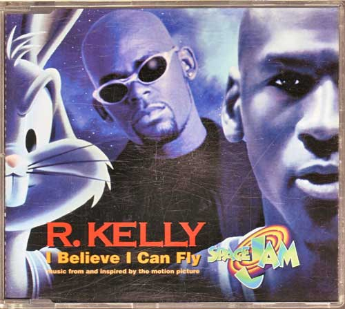 Maxi-CD - R. Kelly - I Believe I Can Fly