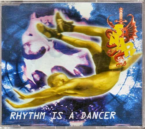 Maxi-CD - Snap - Rhythm Is a Dancer