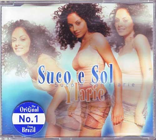 Maxi-CD - Suco E Sol - Ylarie