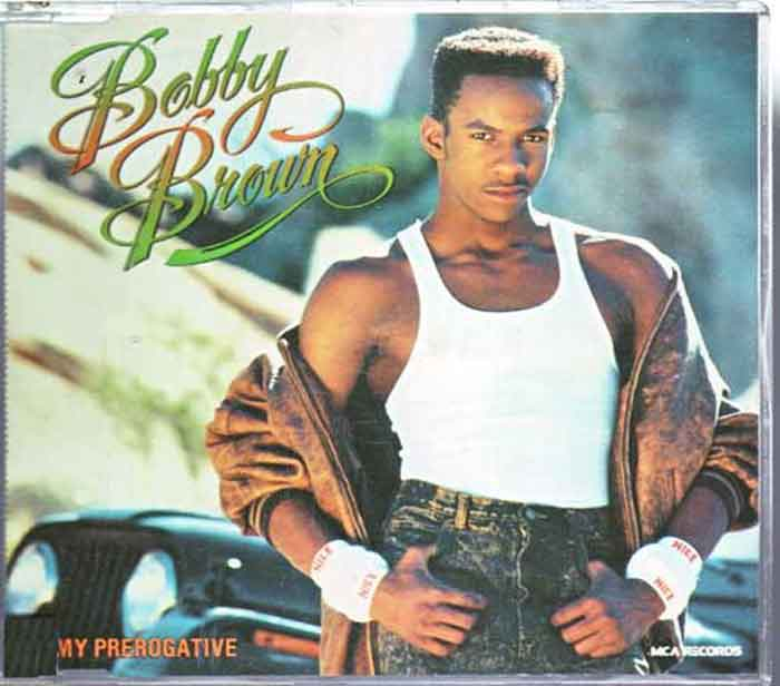 Bobby Brown – My Prerogative - Musiktitel auf CD