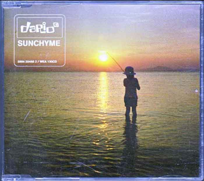 Dario G ‎– Sunchyme - Musik auf CD, Maxi-Single