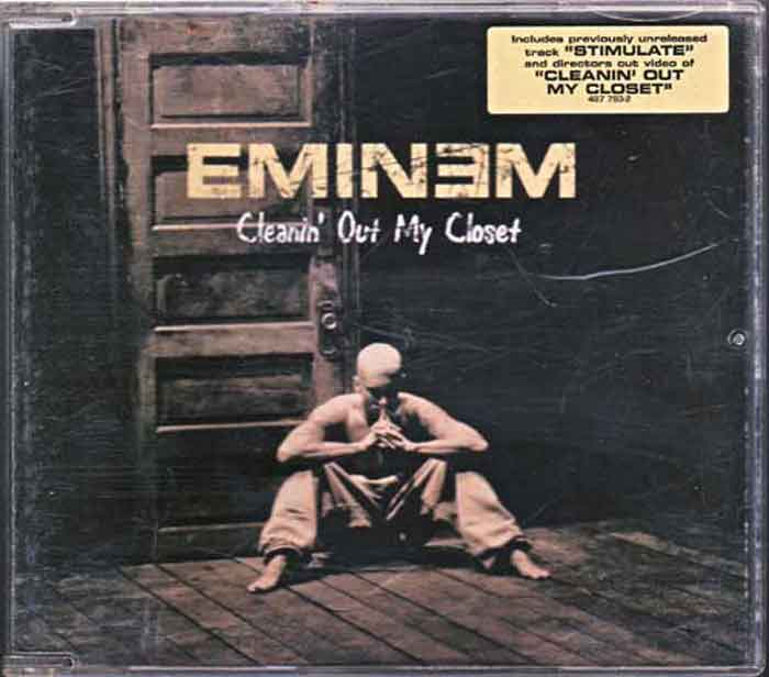 Eminem ‎– Cleanin' Out My Closet - Musik auf CD, Maxi-Single
