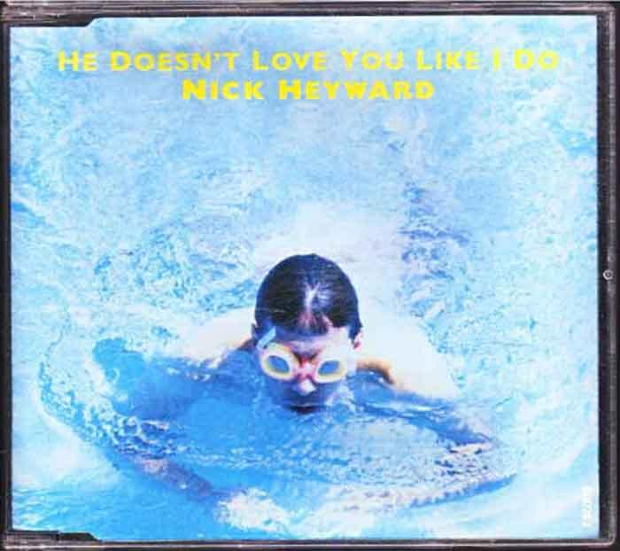 Nick Heyward – He Doesn't Love You Like I Do - Musik auf CD, Maxi-Single