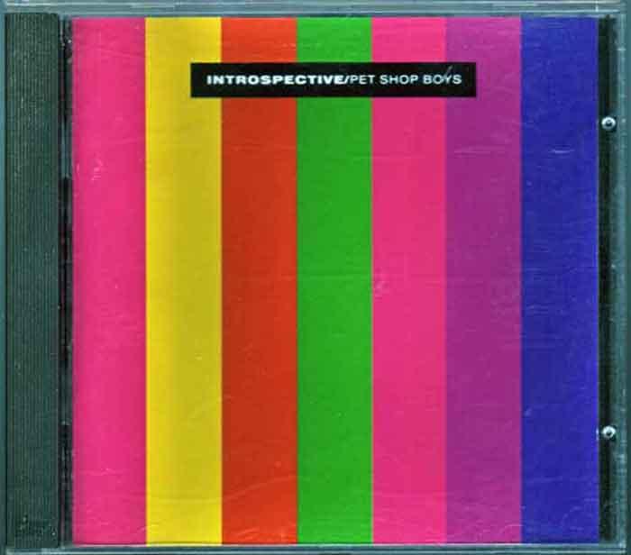 Pet Shop Boys – Introspective - Musik auf CD, Album