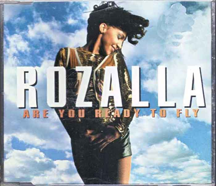 Rozalla ‎– Are You Ready To Fly - Musik auf CD, Maxi-Single