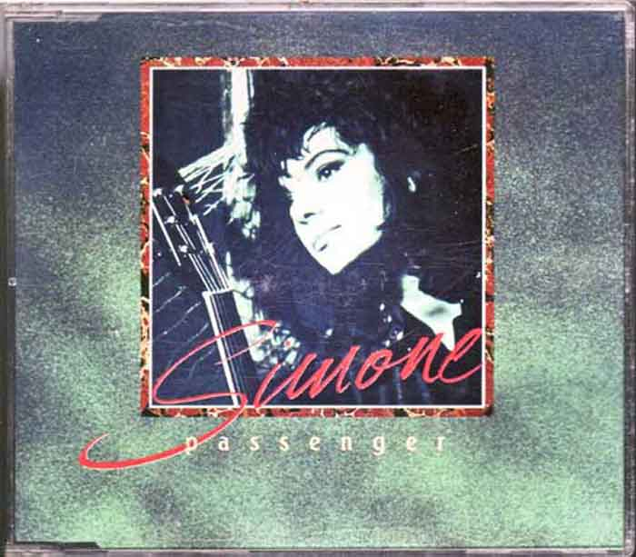 Simone – Passenger - Musik auf CD, Maxi-Single