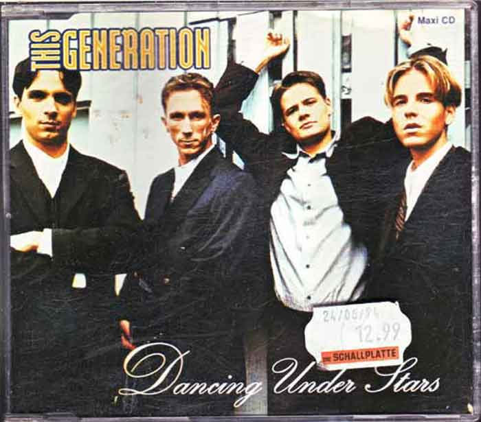 This Generation ‎– Dancing Under Stars - Musik auf CD, Maxi-Single