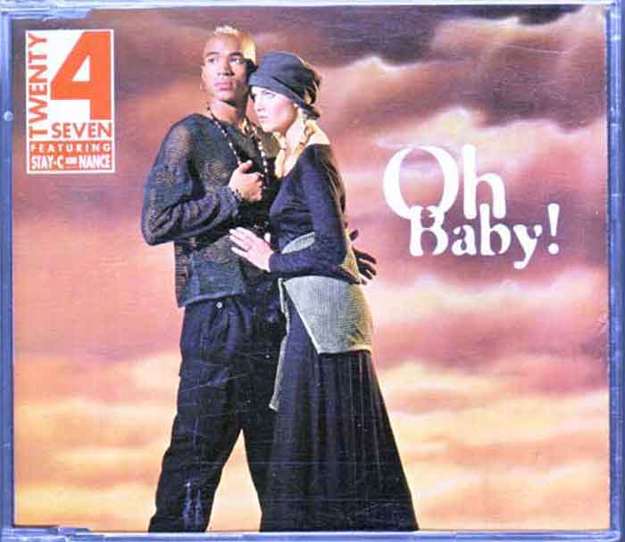 Twenty 4 Seven - Oh Baby - Musik auf CD, Maxi-Single