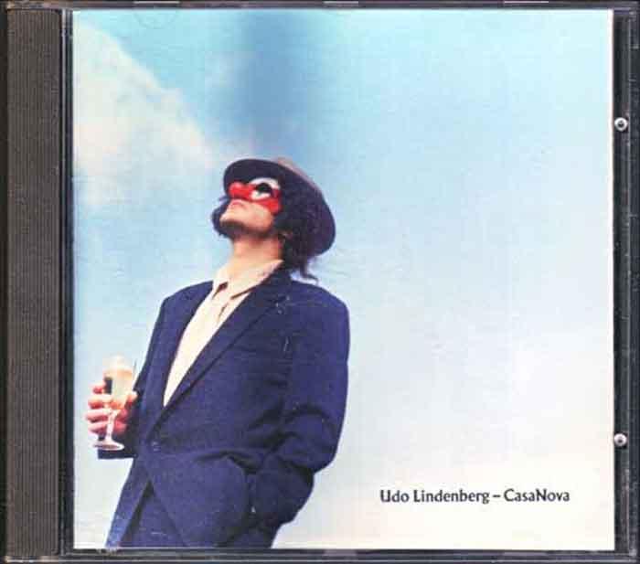 Udo Lindenberg – CasaNova - Musik auf CD, Album