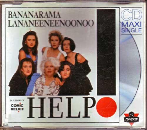 Bananarama - Help feat. Lananeeneenoonoo