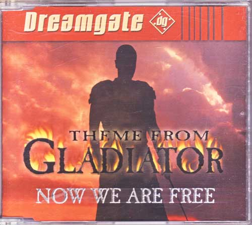 Dreamgate - Now We Are Free - Maxi-CD