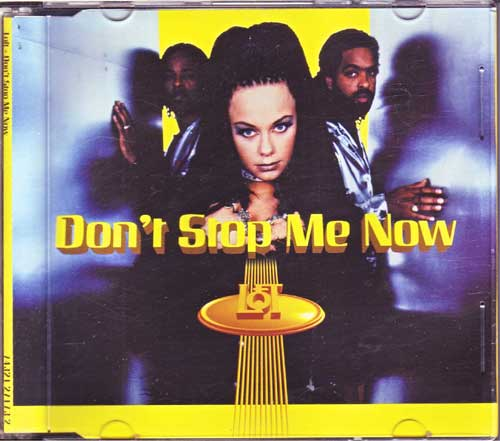 Loft - Don't Stop Me Now - Maxi-CD