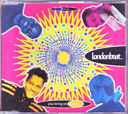 Londonbeat - You bring on the Sun - Maxi-CD