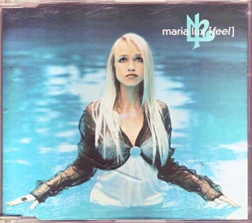Maria Lux - Feel - Maxi-CD