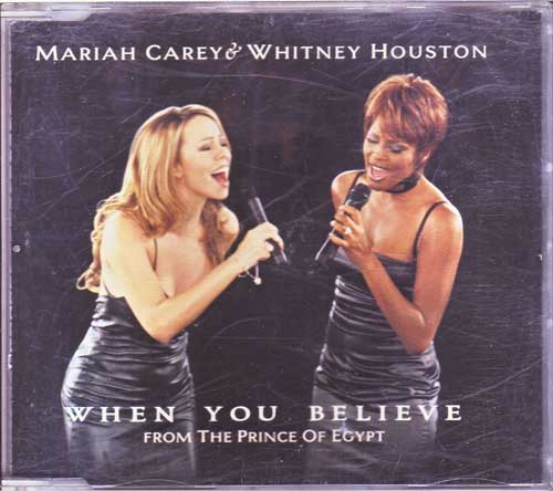 Whitney Houston - When You Believe, From The Prince Of Egypt