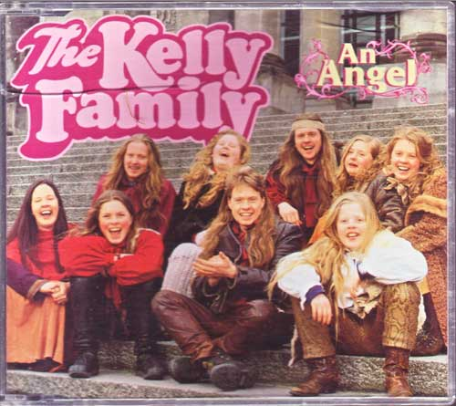 Kelly Family - An Angel auf Maxi-CD