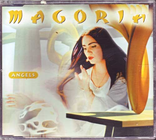 Magoria - Angels auf Maxi CD