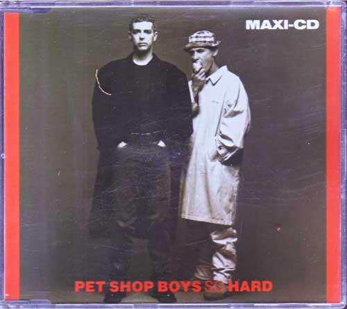 Pet Shop Boys - So Hard, Ext. Dance Mix, 1990