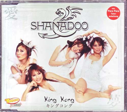 Shanadoo - King Kong - Maxi CD
