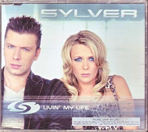 Sylver - Livin My Life - Maxi-CD