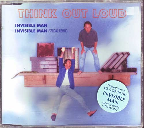 Think out Loud - Invisible Man - Maxi-CD