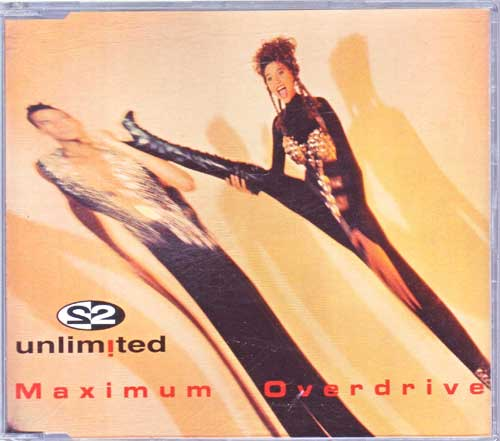 2 Unlimited - Maximum Overdrive - EAN: 090204104543