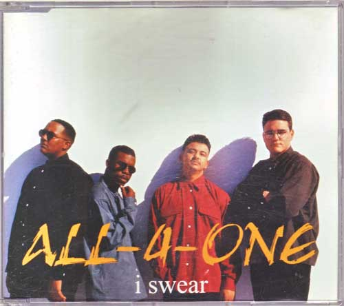 All-4-One - I swear - EAN: 75678566028