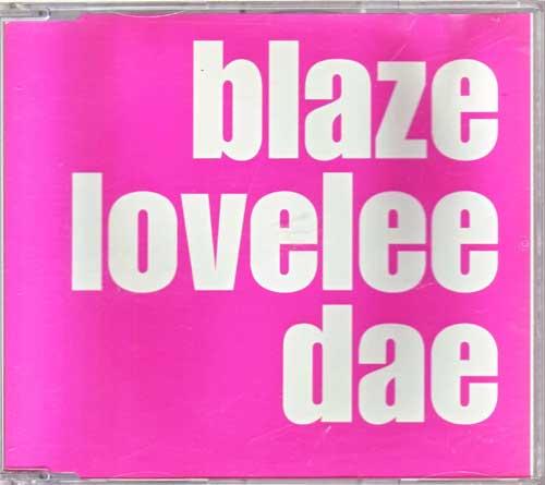 Blaze - Lovelee Dae - gebrauchte Maxi-CDs